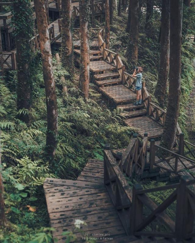 明池森林遊樂區 宜蘭走春景點