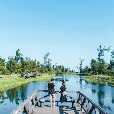 台東森林公園 台東走春景點