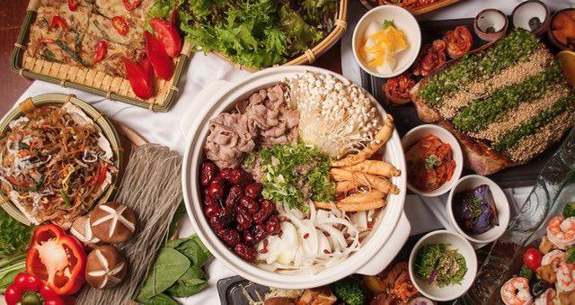 雨林自助百匯餐廳 台北美麗信花園酒店