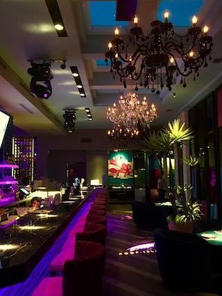 ROOF ISLAND 屋頂 棕櫚餐廳