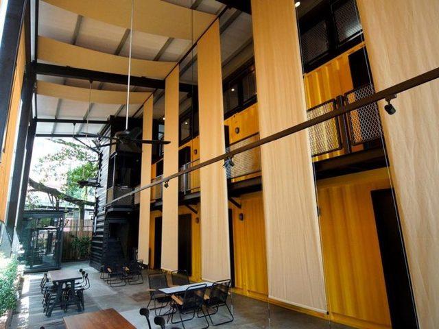 集裝箱酒店-吉隆坡 馬來西亞住宿