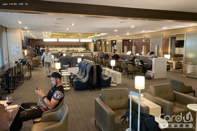 首爾仁川機場Sky Hub Lounge貴賓室