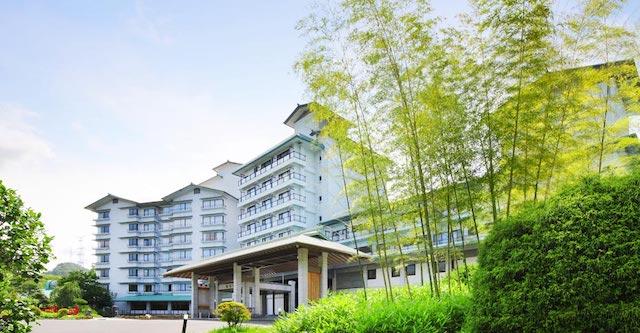 篝火之湯綠水亭飯店