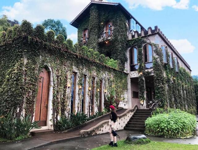 天空之城-天堂古堡 中台灣走春景點