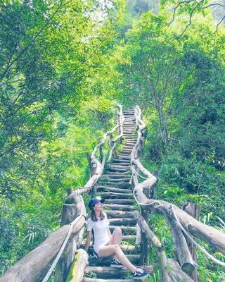 大坑風景區 大坑步道 中台灣走春景點