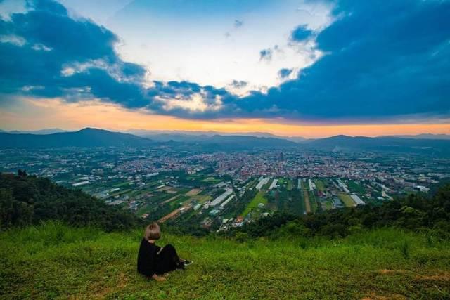 虎頭山觀景台 中台灣走春景點