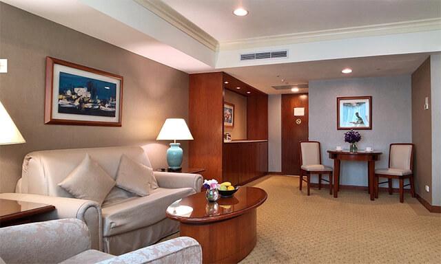 圖片來源:長榮桂冠酒店官網