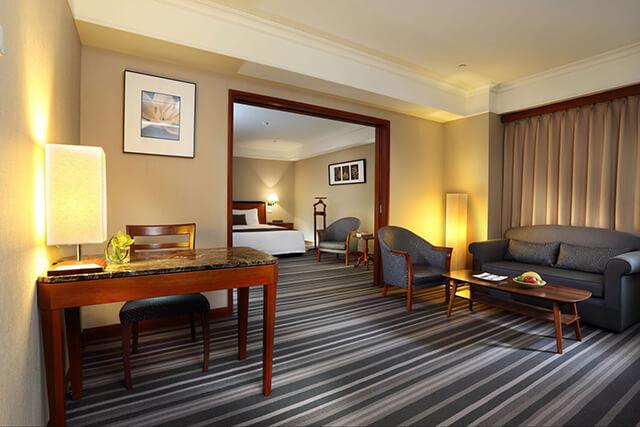 圖片來源:全國大飯店官網