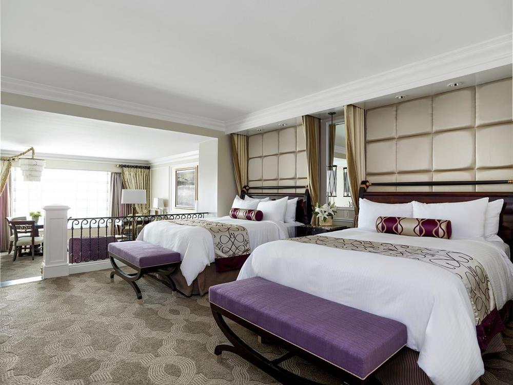拉斯維加斯威尼斯人酒店 房間內部