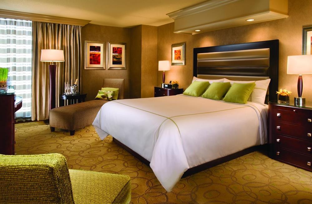 拉斯維加斯 金銀島賭場酒店 房間內部