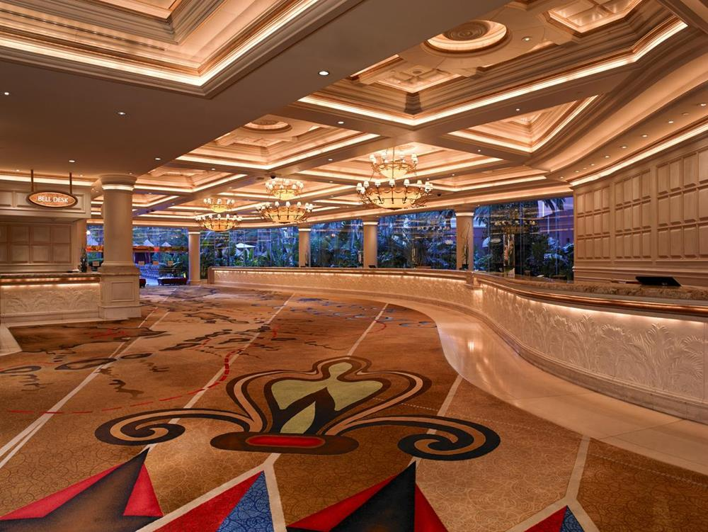 拉斯維加斯 金銀島賭場酒店