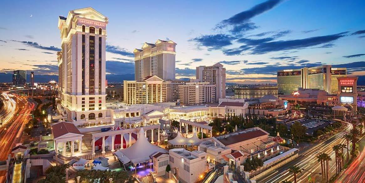 美國旅遊 | 拉斯維加斯特色飯店推薦,水舞秀、大型賭場…不出門也好玩