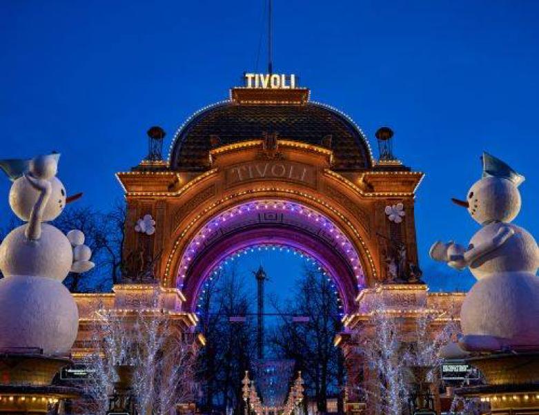 丹麥 蒂沃利樂園-Tivoli Garden