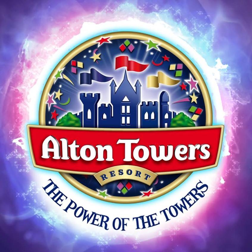 英國 奧爾頓塔-Alton Towers