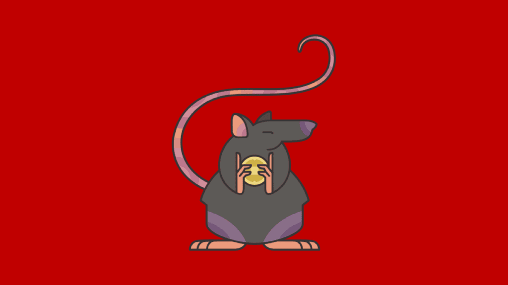 鼠年吉祥話