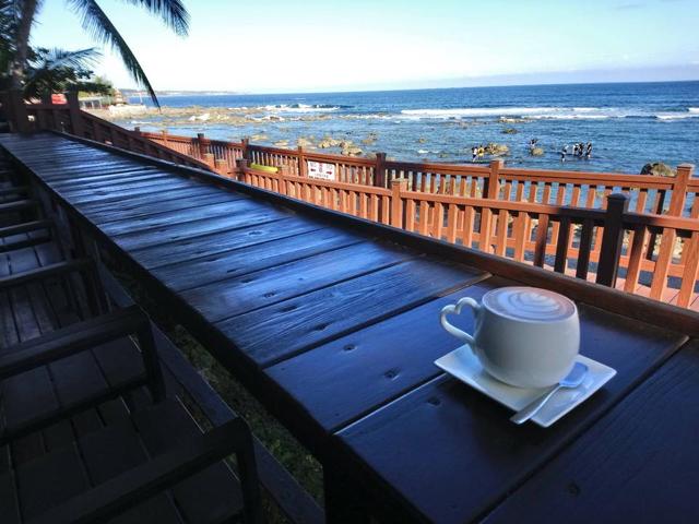 逐浪海景咖啡