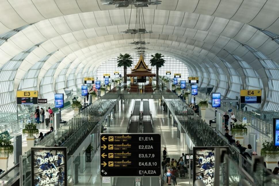 普吉島機場懶人包:落地簽辦理方式、到市區交通方式、換錢所、貴賓室、免稅店介紹