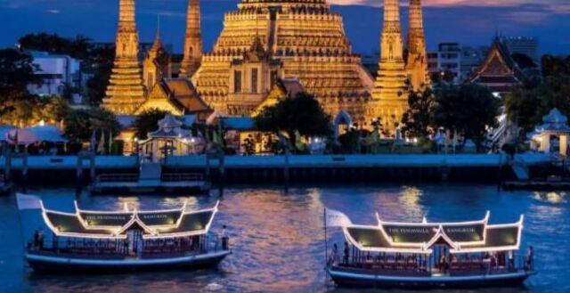 同場加映:在金邊夜遊湄公河饗浪漫晚餐