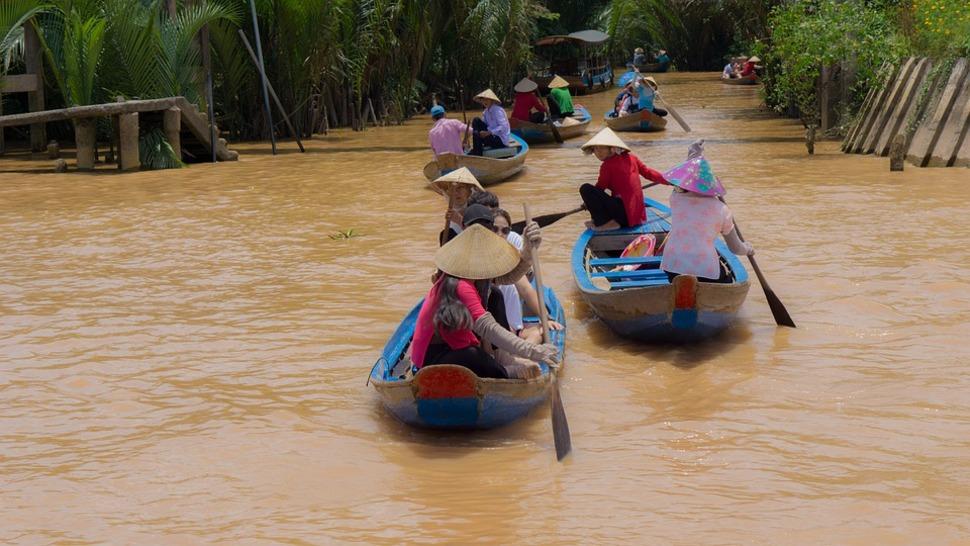 越南旅遊|湄公河一日遊懶人包:交通、費用、行程內容