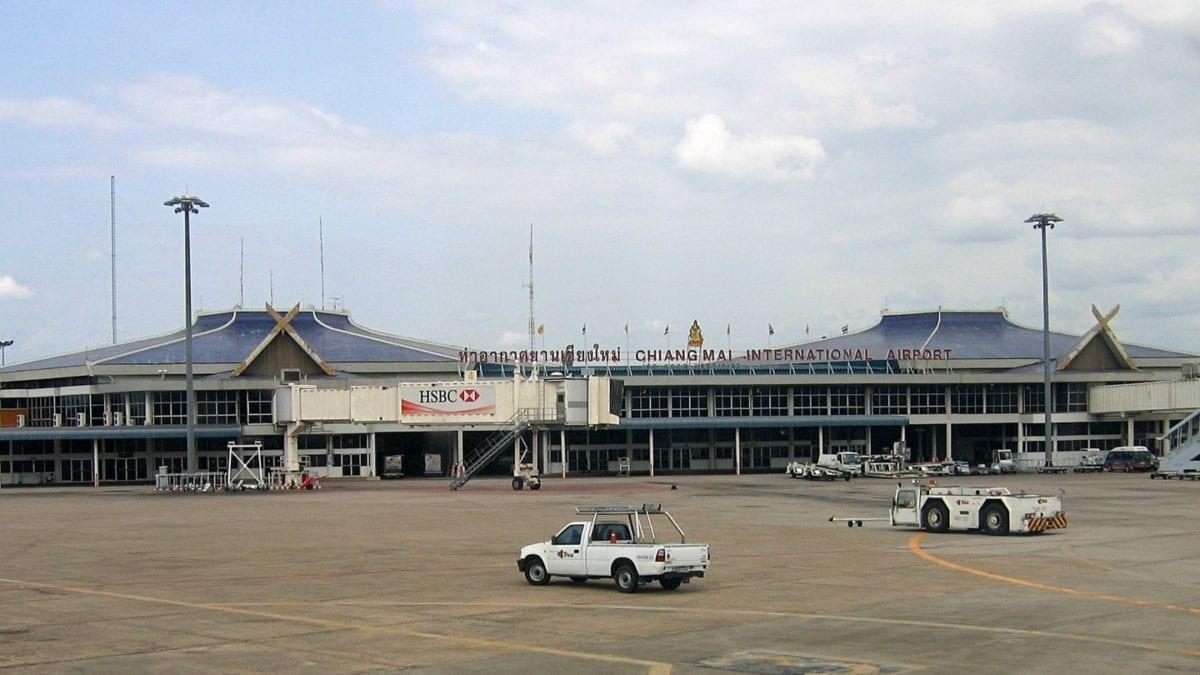 泰國旅遊 清邁機場攻略:落地簽、機場導覽、交通方式、換錢所整理