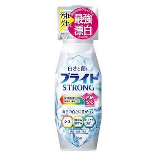 日本LION Strong 強力氧系漂白水