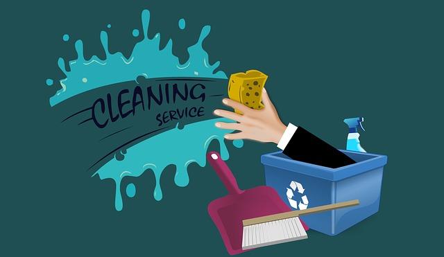 先清潔再消毒