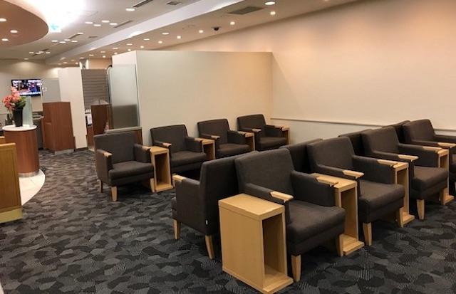 福岡空港貴賓室