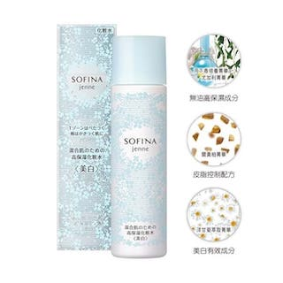 SOFINA 蘇菲娜透美顏混合肌適用飽水控油雙效化妝水 美白