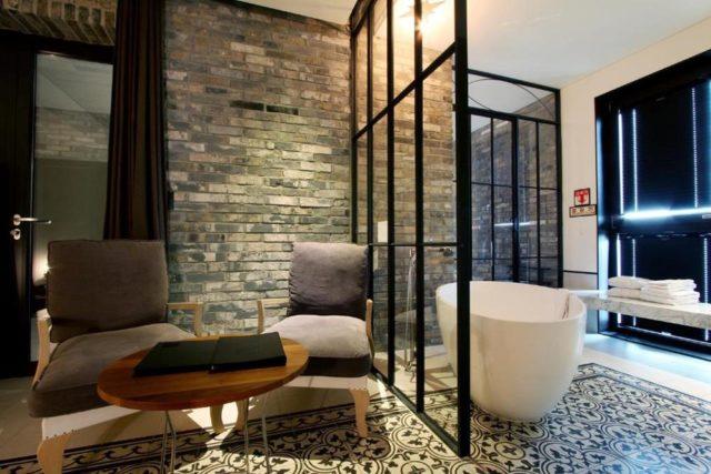 首爾有許多設計感強烈的精品飯店。圖:閣樓精品酒店