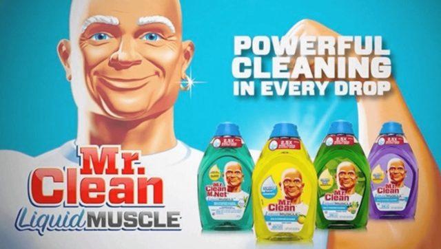 美國Mr.Clean 多功能萬用磁磚清潔劑