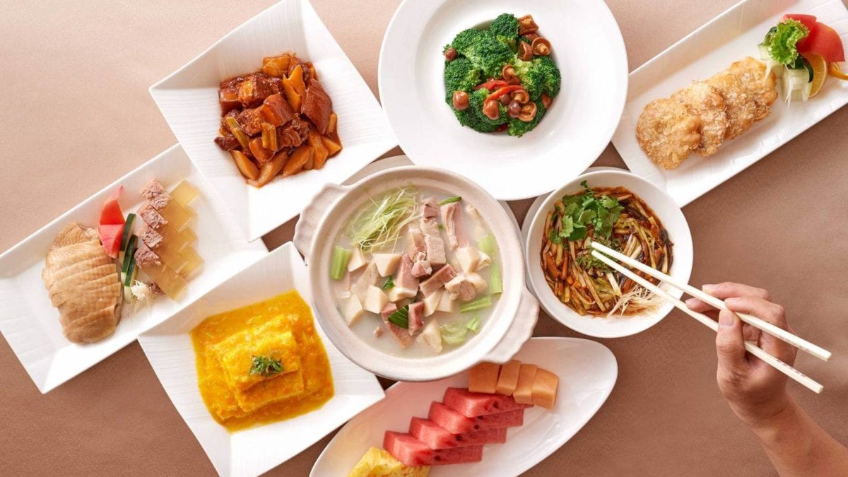 擔心疫情怕出門?台北大飯店外帶外送專案,免出門即可享頂級美食