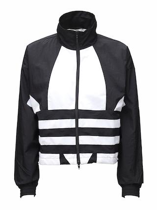 Adidas Originals短款LOGO科技外套