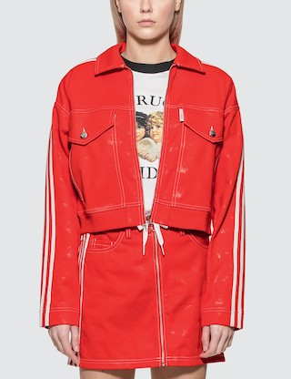 Adidas Originals x Fiorucci 短版外套