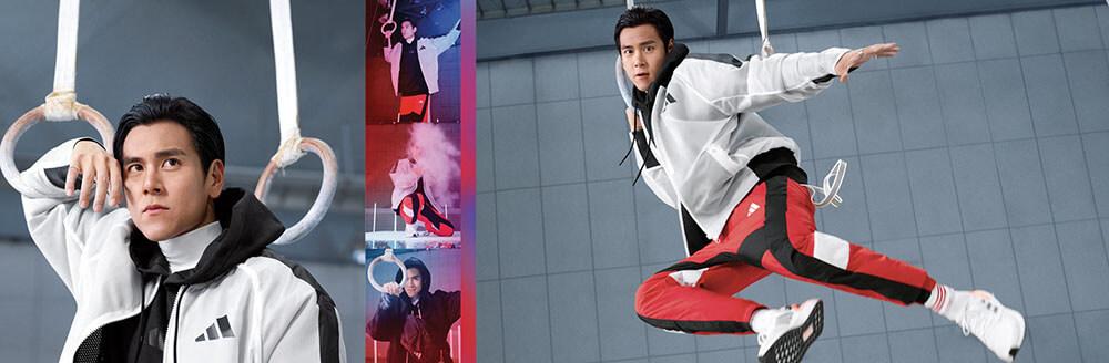 運動型男看過來!2020 adidas男款外套推薦,健身、出遊都百搭