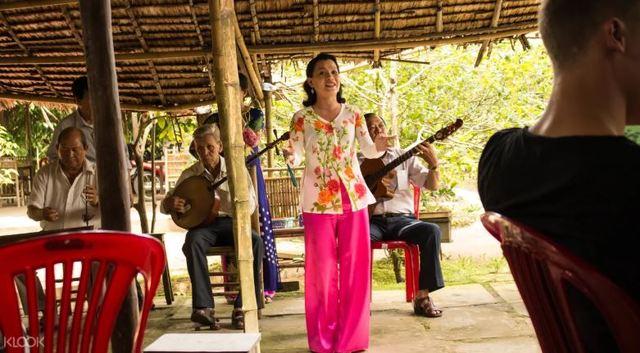 欣賞越南傳統歌謠