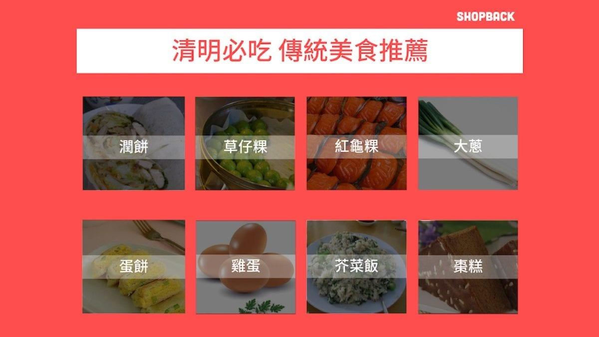 清明節要吃什麼?這10種清明節傳統必吃美食最應景