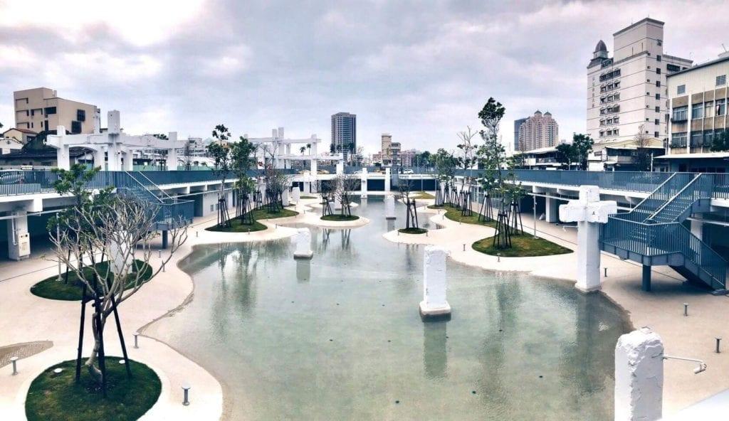 台南河樂廣場