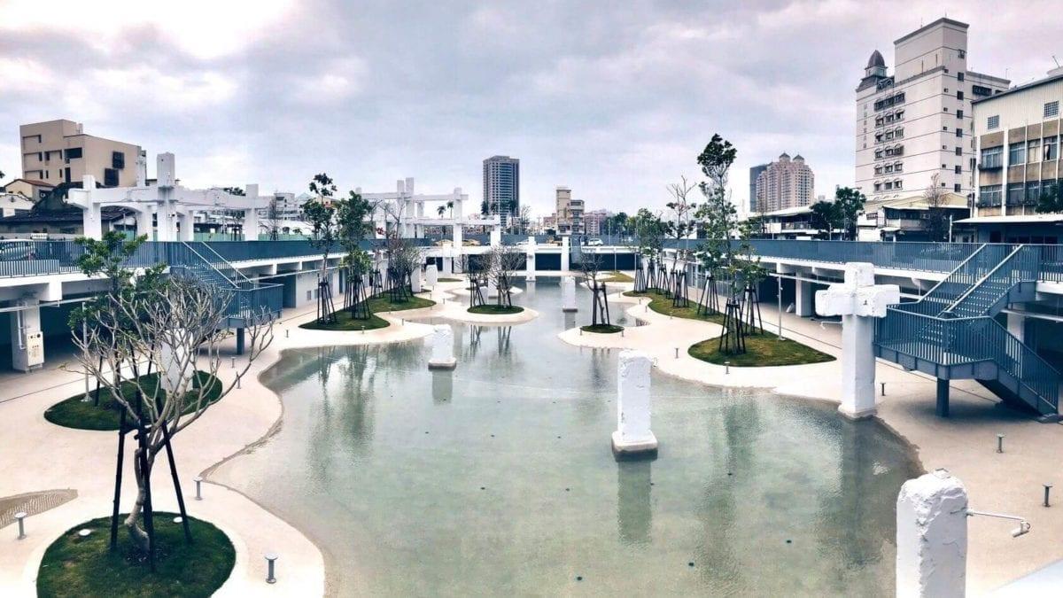 台南旅遊 | 河樂廣場開幕啦:交通、周邊景點、美食、住宿推薦