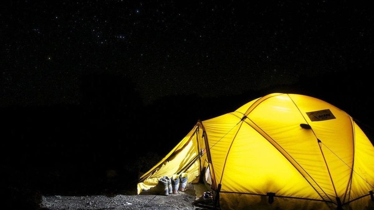 親子旅遊 | 2021 新竹露營區推薦top10,木屋觀星、玩水嗨翻