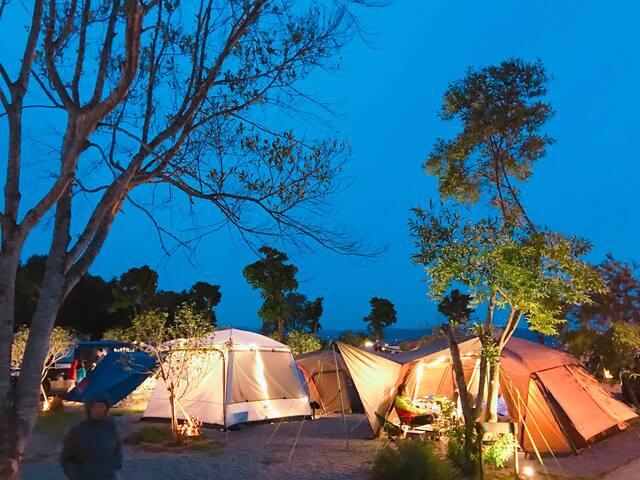 微時光露營區