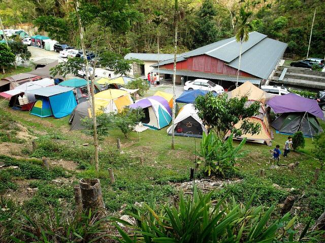 香菇寮小吃露營