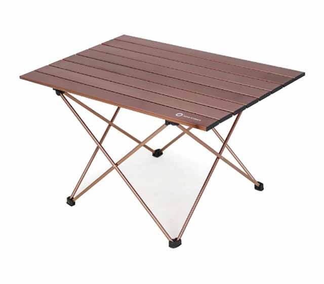 BEAR SYMBOL 航空鋁合金戶外露營摺疊桌