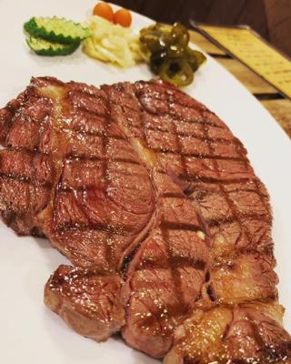 紅牛原味碳烤牛排