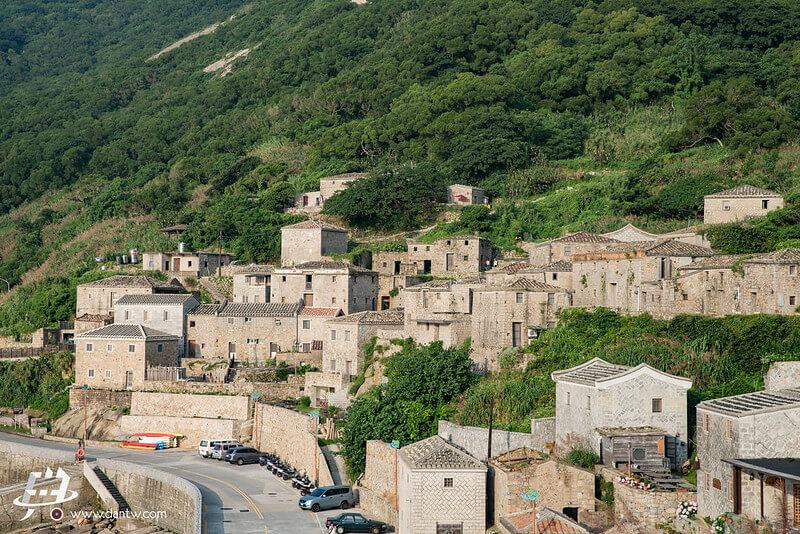 馬祖芹壁村