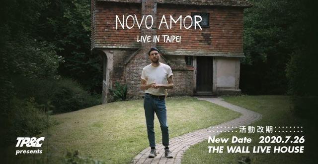 Novo Amor Live in Taipei 2020