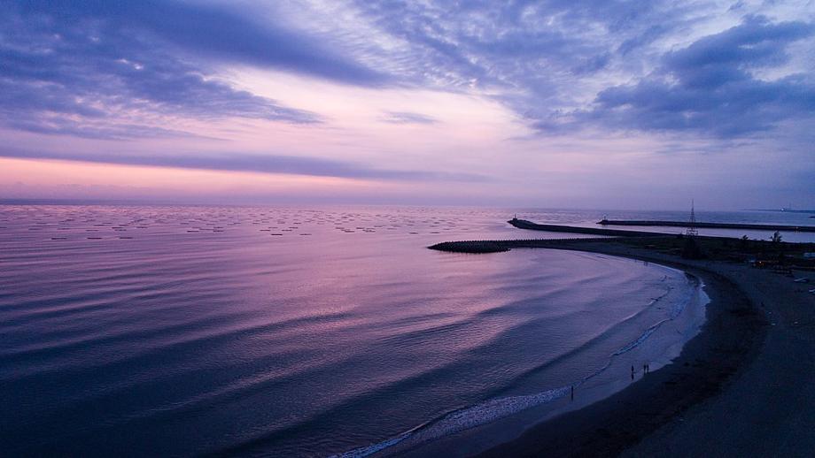 台南旅遊 | 漁光島民宿推薦,享受沙灘、夕陽、海風不必花大錢