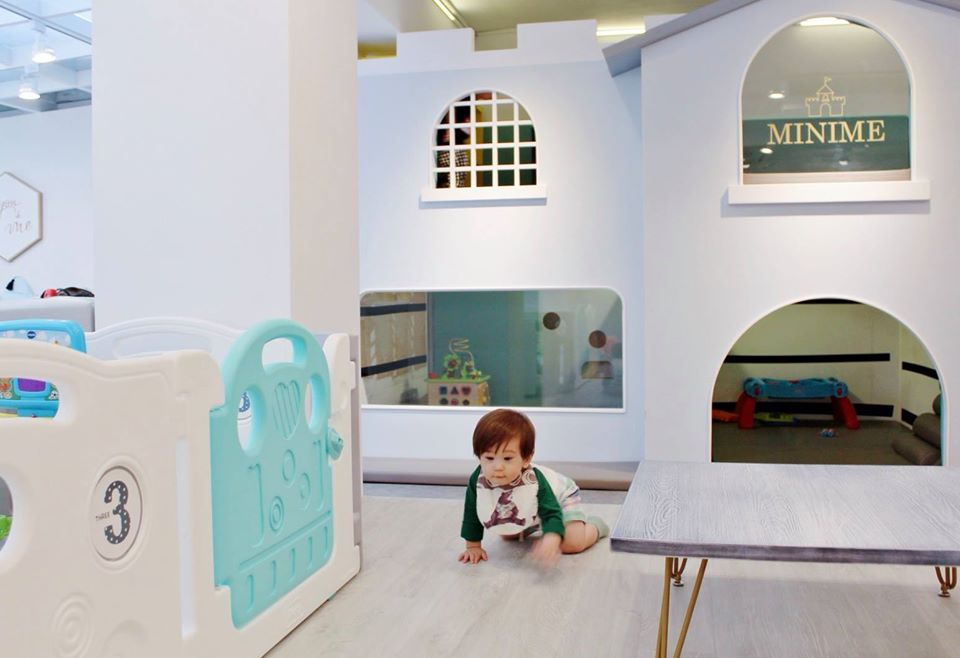 MINIME Kids Cafe 韓風親子餐廳