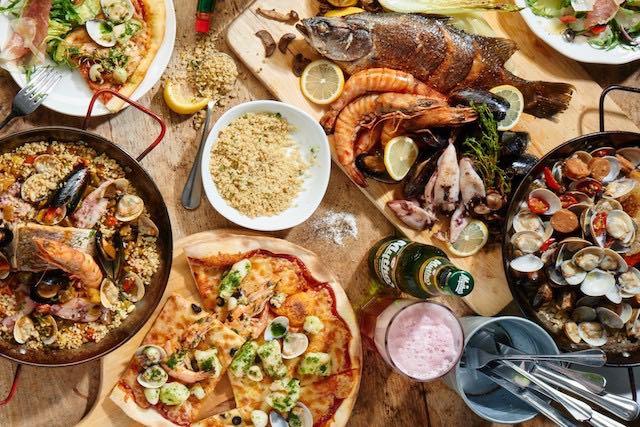 波派地中海料理