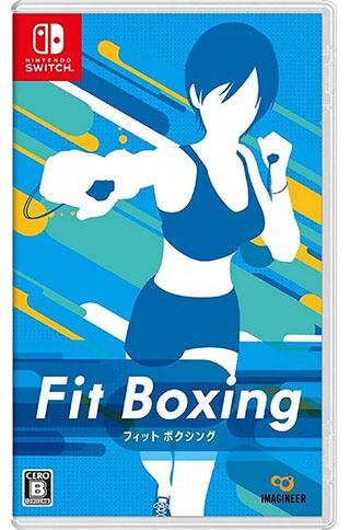 減重拳擊 Fit boxing