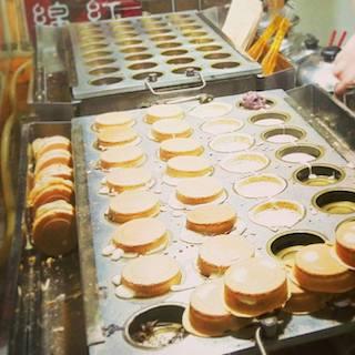 車鈦吉特製日式紅豆餅